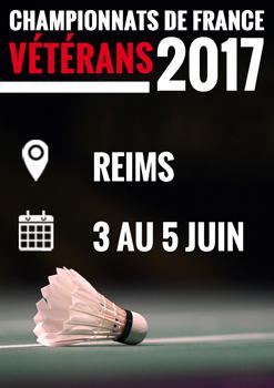 Championnats de France Vétérans 2017
