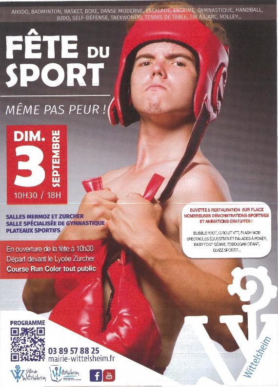 fete du sport 2017